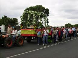 ROMERIAS EN BENALUP CASAS VIEJAS.